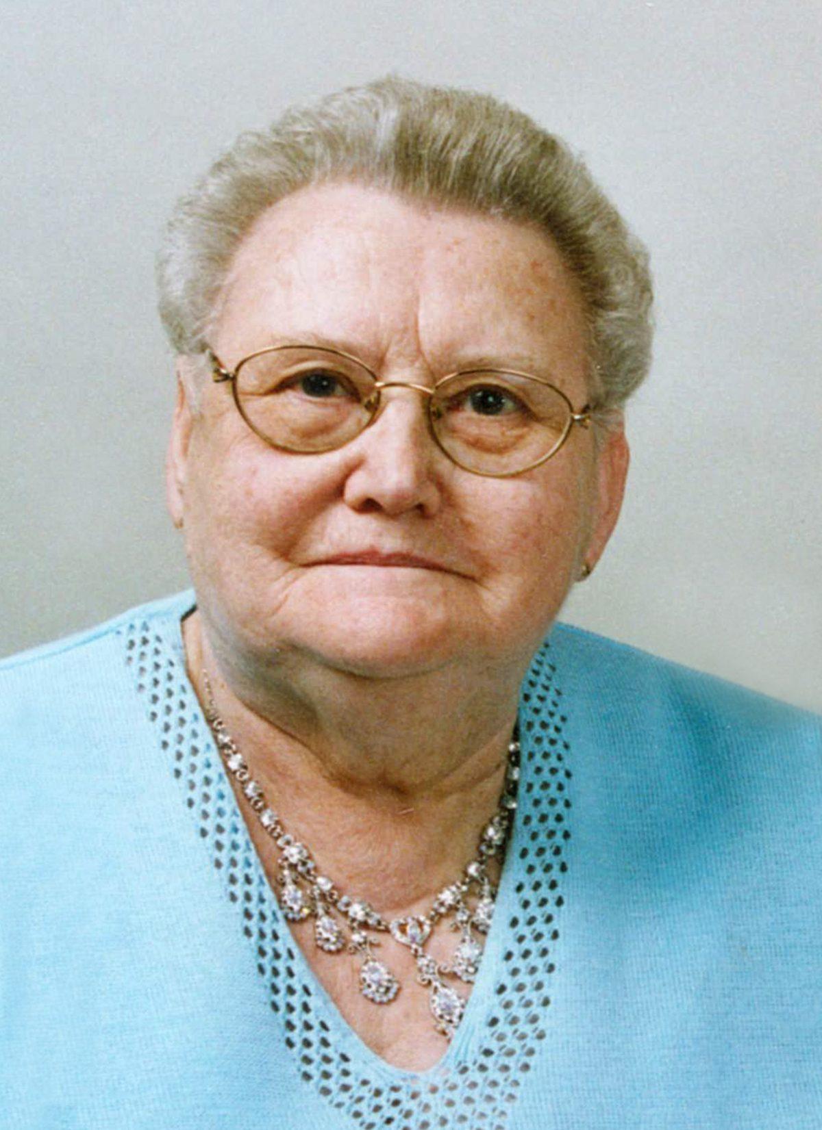 Maria 'Mieke' Lieben